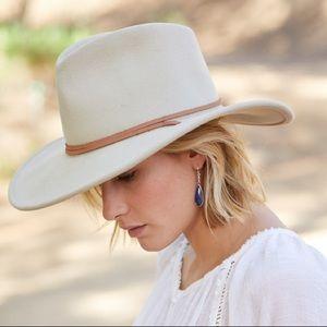 Cripple Creek Crusher Hat Boho Festival Cowgirl